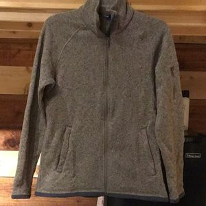 Eastern Mountain Sports fleece sweater full zip
